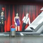 U Bahnhof Bismarckplatz Essen Graffiti Graffity
