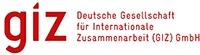 GIZ Gesellschaft für internationale Entwicklungszusammenarbeit