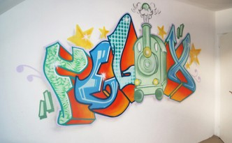 Graffity Kinderzimmer