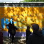 Toleranz Graffitiworkshop