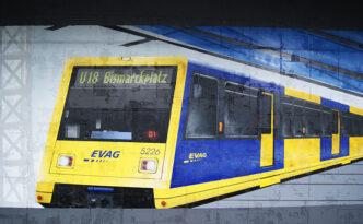 U-Bahnhof Bismarckplatz